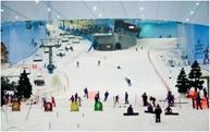 哈尔滨万达室内滑雪场8万㎡电地热工程案例