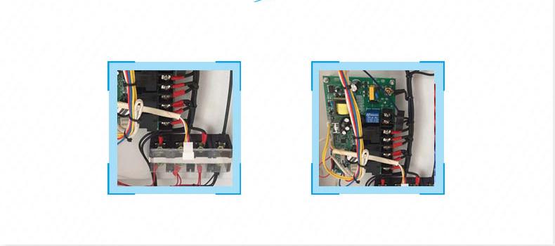 XBK-4半导体壁挂式电锅炉